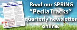Spring Pediatracks Newsletter